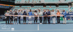Miami Open Opening ceremony