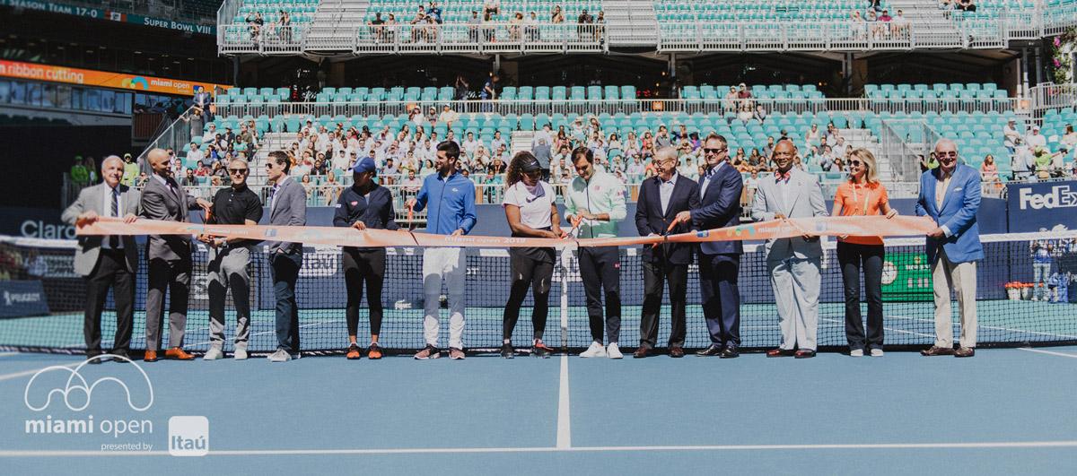 Tournament History Miami Open
