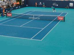 Image of Court One at the 2019 Miami Open