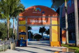 Miami Open 2021 Entrance