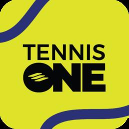 TennisONE App Button